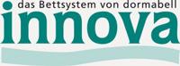 Das Logo von Innova. Nutzen Sie für Innova-Rahmen unseren Einstellservice.