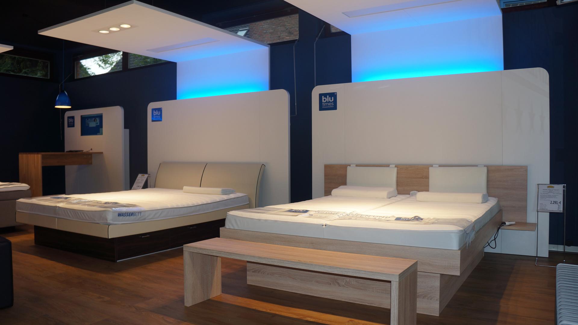 Warum ein Wasserbett - Bettenhaus Uwe Heintzen