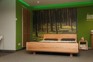 Dormiente-Bett in unserer Ausstellung in Oldenburg